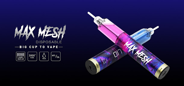 IJoy LIO Max Mesh Disposable 3000 Puffs Kit reach up to 10ml !