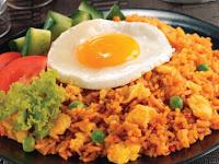 Resep Cara Memasak Nasi Goreng Spesial Pedas
