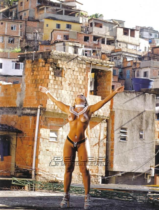 Valesca Popozuda nua, pelada na Playboy 2