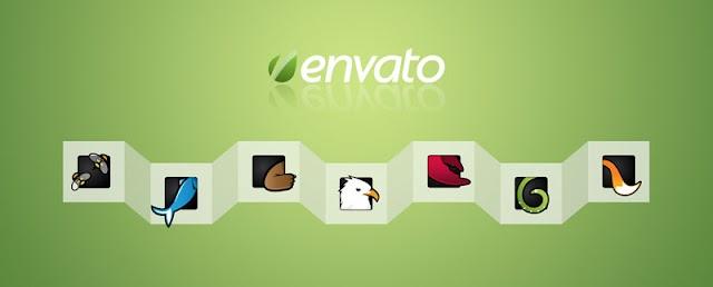 Chia sẻ 10GB tài nguyên trên Envato Market