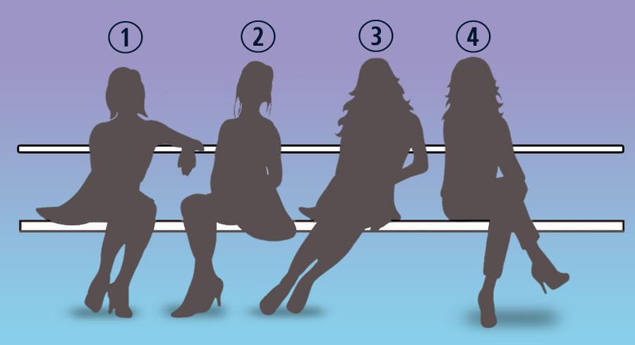 Test: ¿Cuál de ellas te parece más exitosa? Tu respuesta te  dirá cómo enfrentas los desafíos