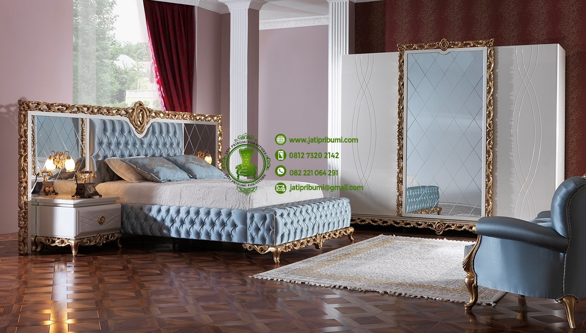 Furniture Bandung Kamar Set Mewah