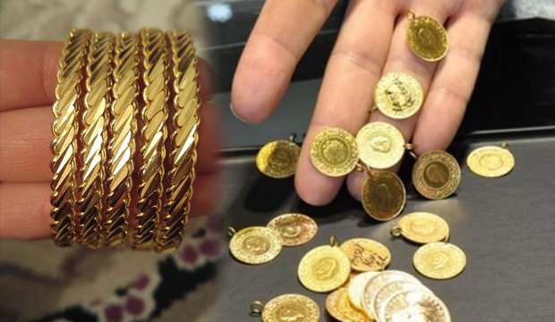 Altının gram fiyatı 501 lira