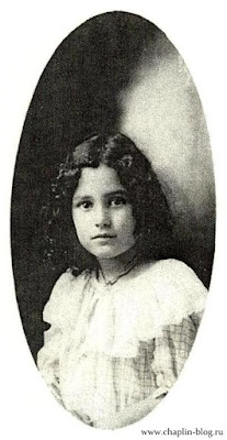 Джорджия Хэйл в 1908 г.