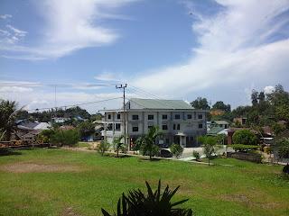 Gedung Santri