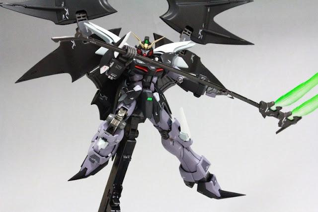 大光明株式會社: kenken0226's MG 地獄死神鋼彈