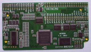 NES RGB Board