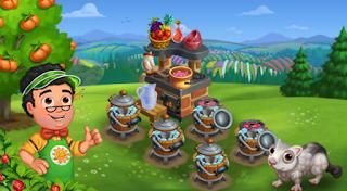 """Farmville 2 Nueva Construccion """" El rincon de la Gelatina"""""""