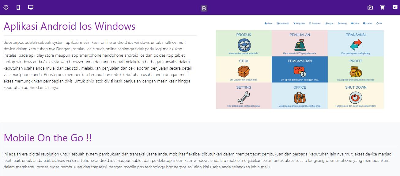 Website Murah pembuatan desain blog website
