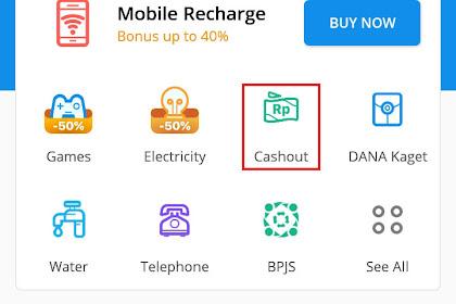 Cara Tarik Saldo DANA Lewat Minimarket Dan Ke Rekening Bank