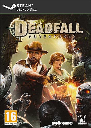 تحميل لعبة الأكشن Deadfall Adventures للكمبيوتر برابط مباشر