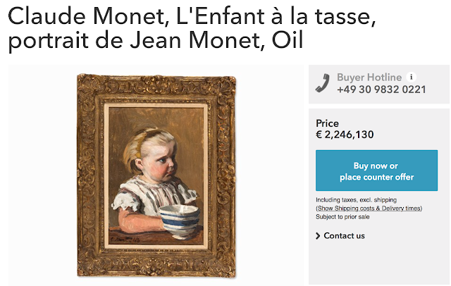 Overpriced Monet