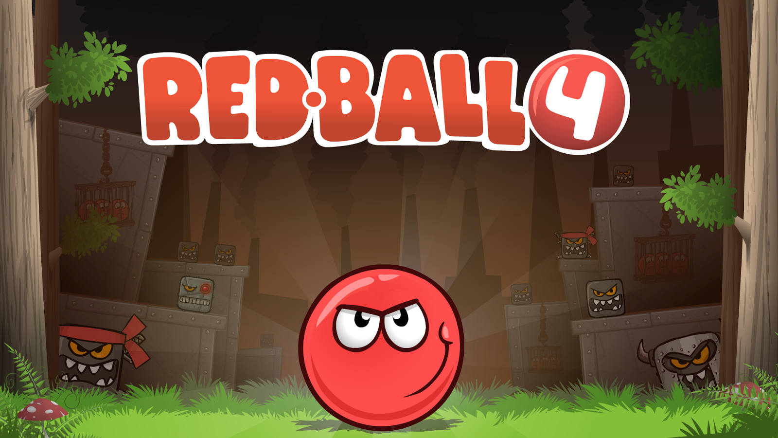 Play Red Ball 3 online for Free - POG.COM