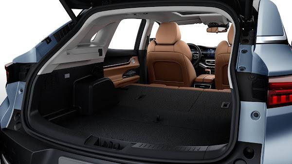 Chery EeQ5: SUV elétrico para enfrentar o VW ID.4X e Tesla Model 3