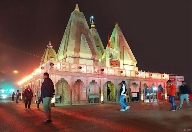 Такая разная Индия - фото с фестиваля в Курукшетра 2019