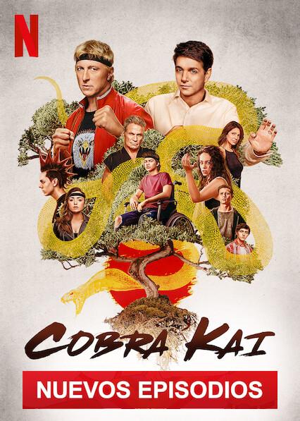 Cobra Kai (2021) Temporada 3 NF WEB-DL 1080p Latino