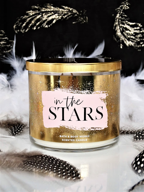 In the Stars Bath & Body Works, avis In the Stars Bath & Body Works, in the stars bath and body works, in the stars candle review, bougie in the stars, bougie bath and body works, revue in the stars, acheter bougie bath and body works, bath and body works france, in the stars candle, in the stars