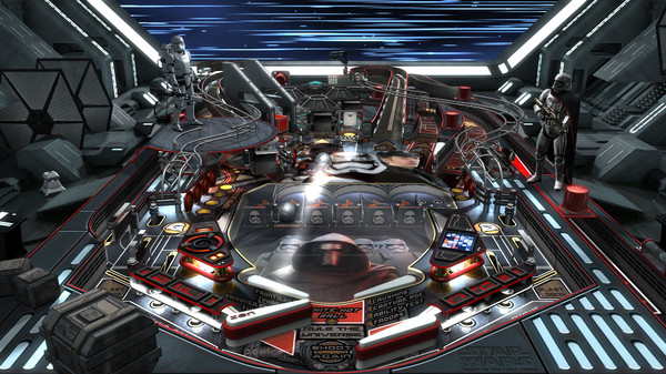 Download Pinball FX2 - Star Wars Pinball: The Force Awakens Pack [GameGokil.com]