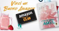 Logo Vinci gratis un buono Amazon da 5,00€ : scopri come partecipare!
