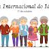 Mensagem do dia do idoso Prefeitura Municipal de Prata