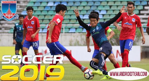 Dream League 2019 MOD (Yadanarbon FC)