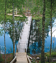 Pohjois-Karjalan vaellusreittiopas