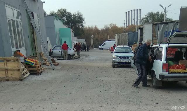 Луганск Околица
