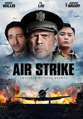 Air Strike [2018] [DVD R1] [Latino] [V2]