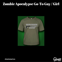 Zombie Apocalypse Go-To Guy / Girl