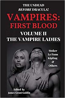 Vampires: First Blood Volume II: The Vampire Ladies – review
