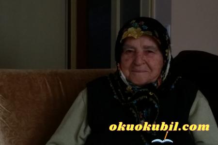 Annemiz Emine Uzun'u Kaybettik