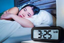 9 Makanan Enak Yang Dapat Mengatasi Masalah Tidur