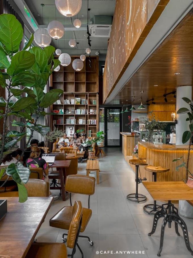 Lava Coffee - Quán cafe view đẹp mới mở tại Gò Vấp