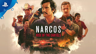Narcos: Rise of the Cartels - Wagner Moura nos videogames