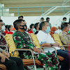 Kasdam Hasanuddin Hadiri Peresmian GOR JK Arenatorium Kampus Unhas