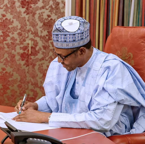 BREAKING: Buhari signs Polytechnic amendment, another bill into law