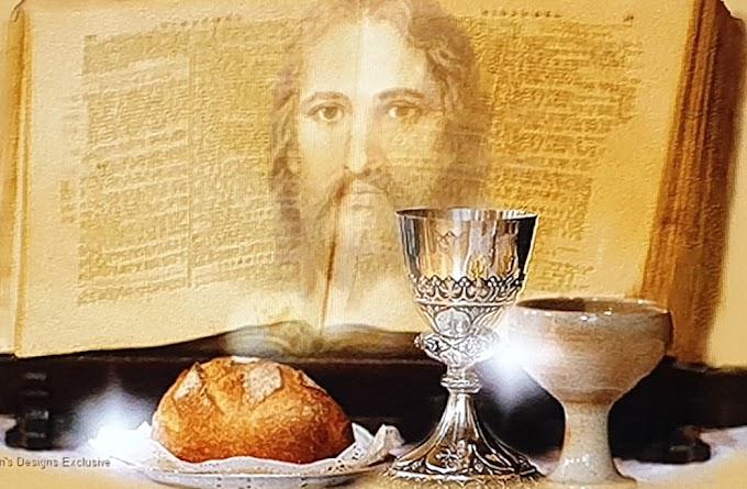 Jesus the Bread of Life-İsa Yaşam Ekmeği.