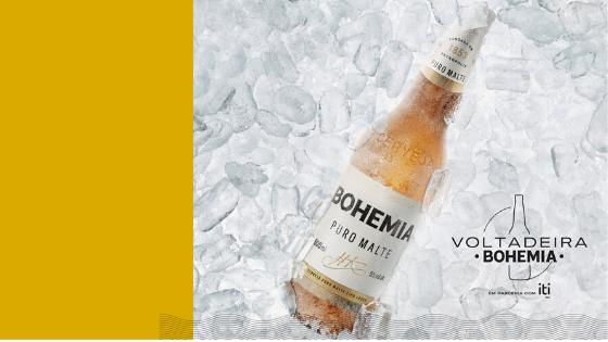 Bohemia Voltadeira: Grátis Primeira Cerveja de Volta aos Butecos [+18]