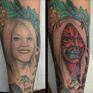 Como tapar el tatuaje de tu ex