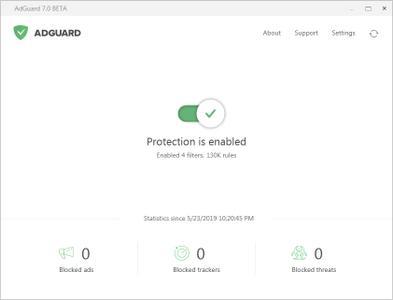 تحميل أفضل برنامج حجب الإعلانات | Adguard Premium 7.4