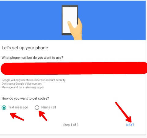 Google Gmail Me Two Step Verification Kaise Enable Kare