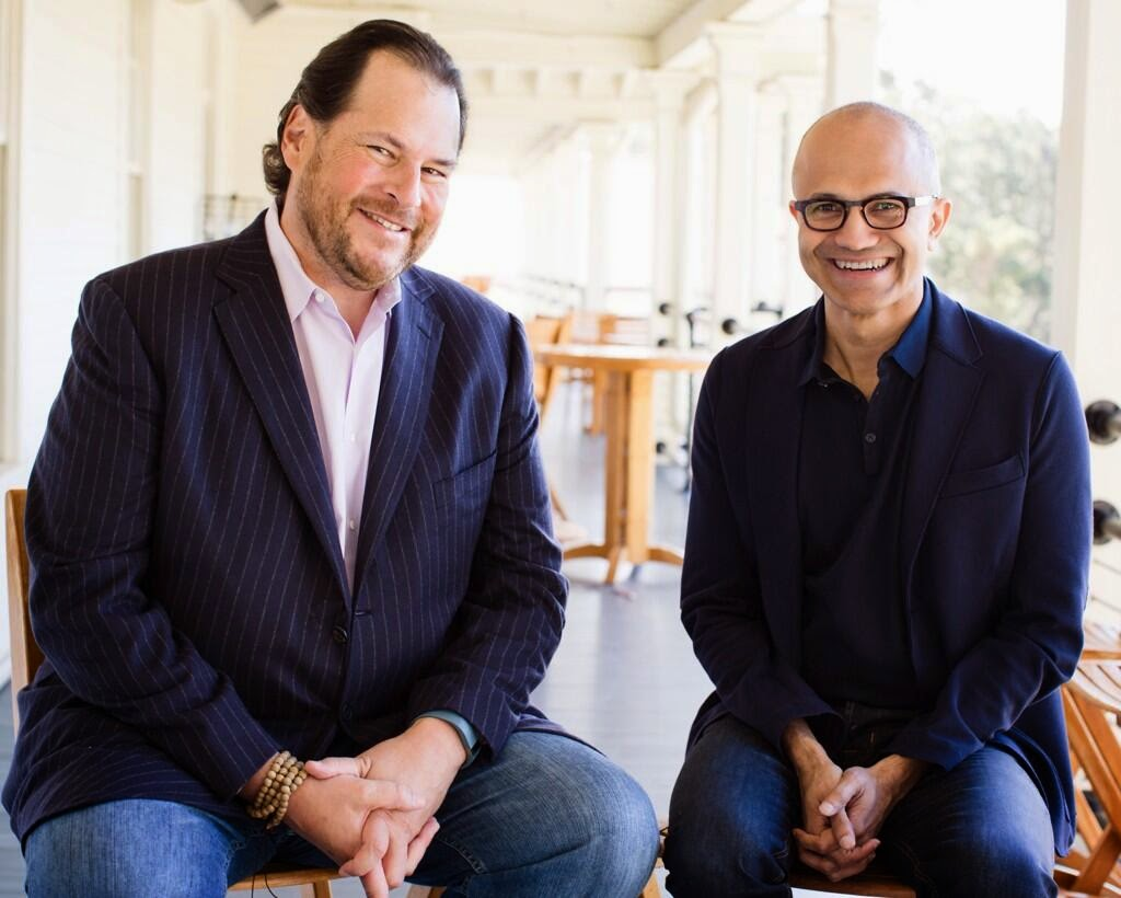 Exchange Anywhere: Microsoft Join Hands with Salesforce!!!