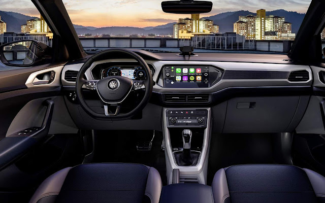 VW T-Cross R-Line - interior