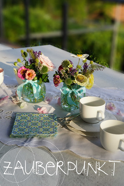 Drahtwerkstatt, Blumenstrauss, DIY