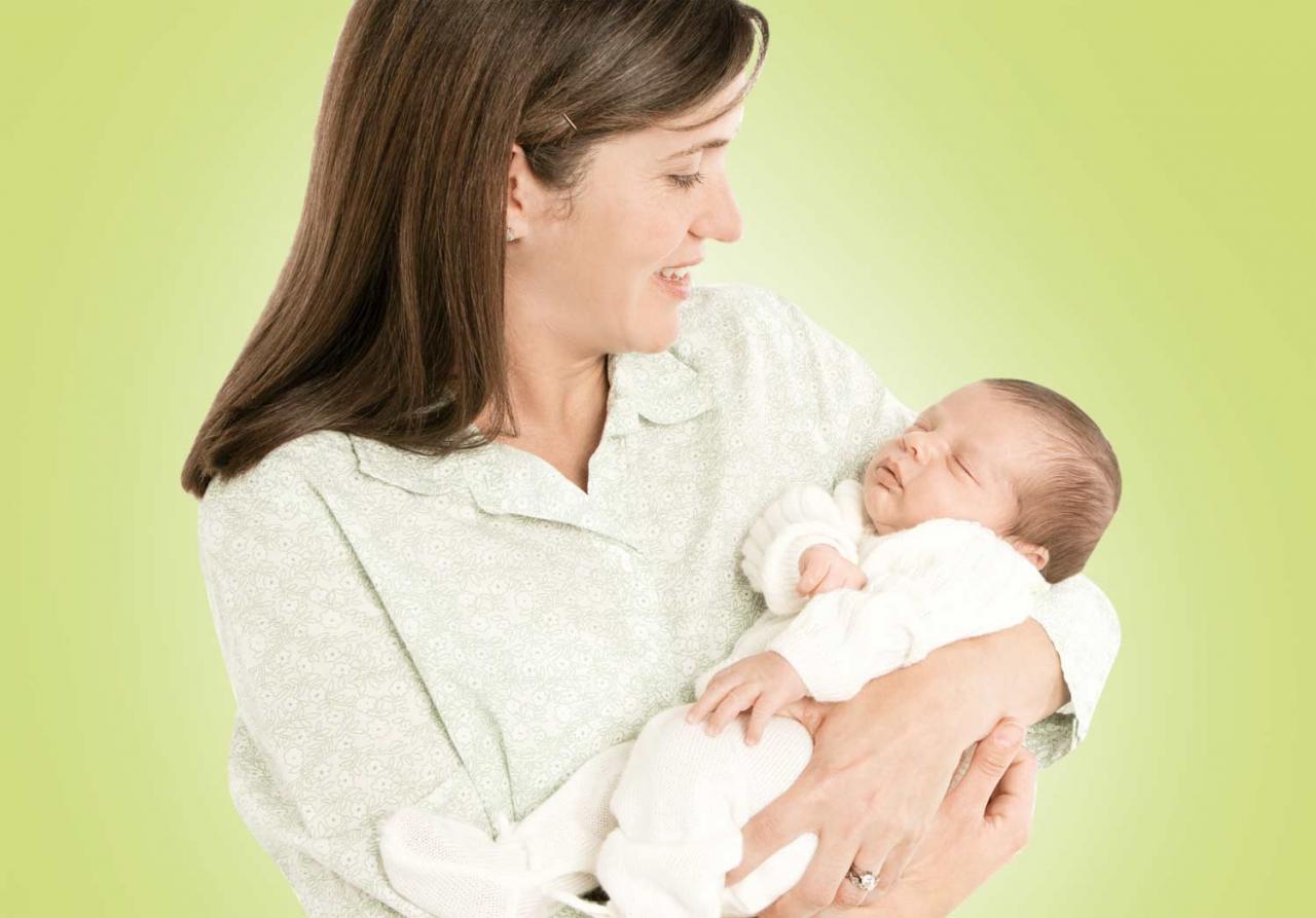 Chia sẻ nuôi con gái đầu lòng của Mẹ bỉm