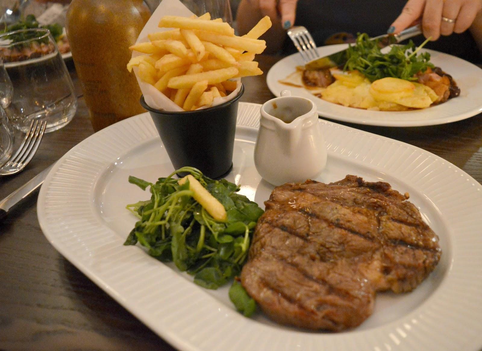 Côte Brasserie Newcastle - Steak