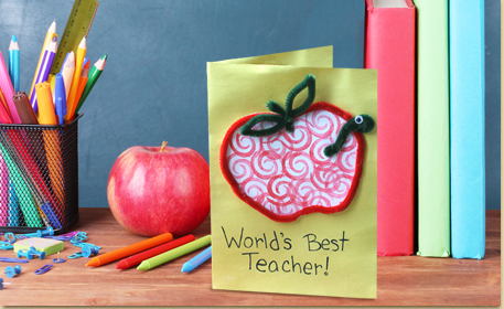 Teacher Day Cards