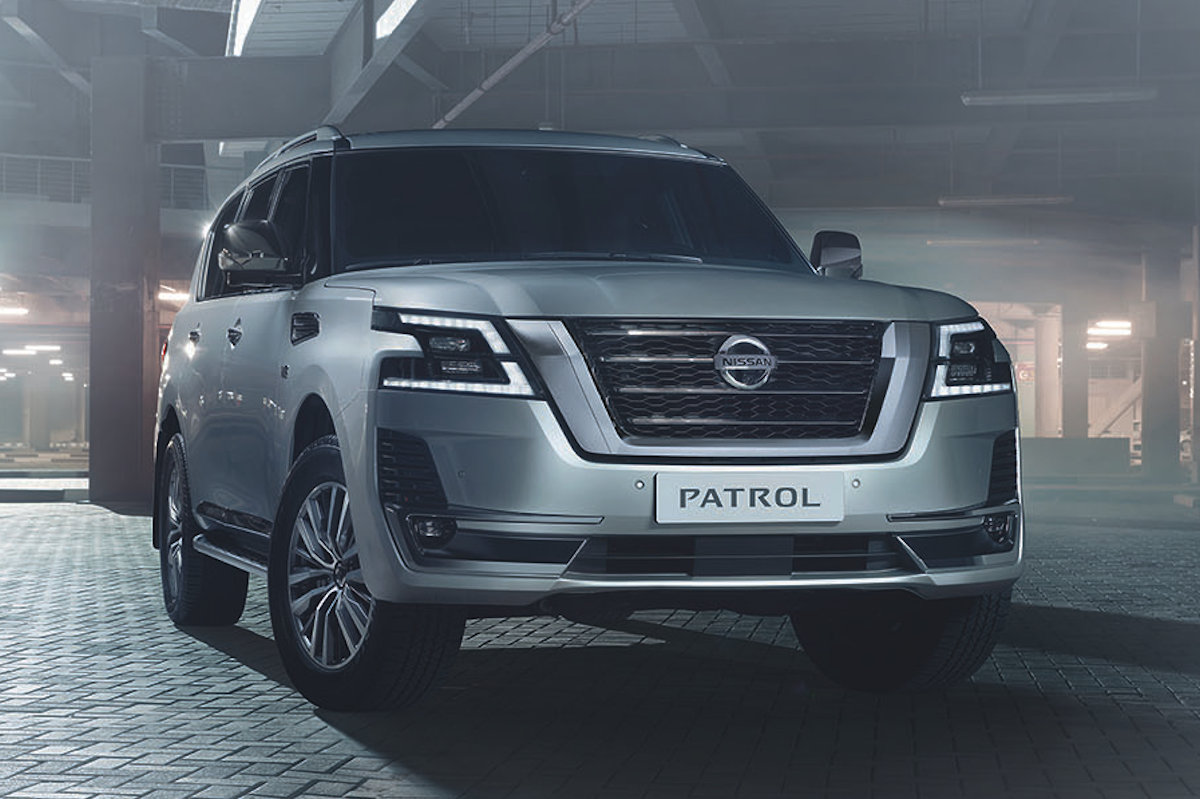 Welcome The 2020 Nissan Patrol W Video Carguide Ph Philippine Car News Car Reviews Car Prices