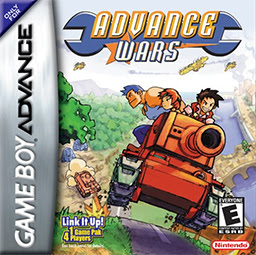 Rom de Advance Wars - GBA - PT-BR - Download
