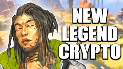 apex legends update, Apex Legends Crypto, Apex Legends battle pass, latest gaming news, the game, the games, video games 2019, all news, Apex Legends tips, Apex Legends Finishers, Apex Legends cross platform,
